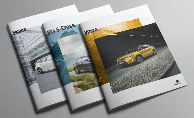Suzuki Kataloge