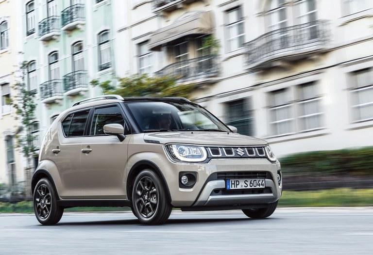 Suzuki Finanzierung Ignis