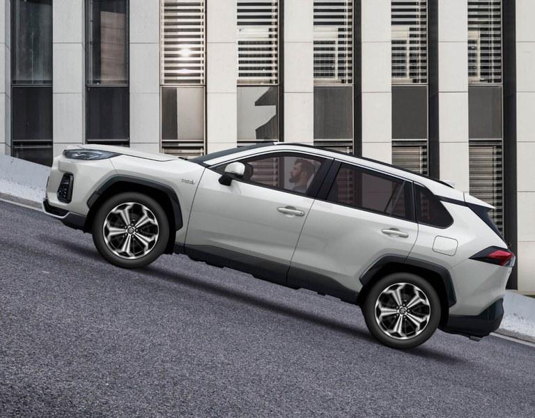 Suzuki Across Berganfahrhilfe