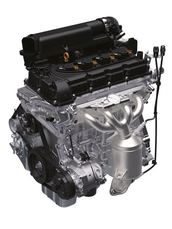 1.2-Liter-DUALJET-Motor