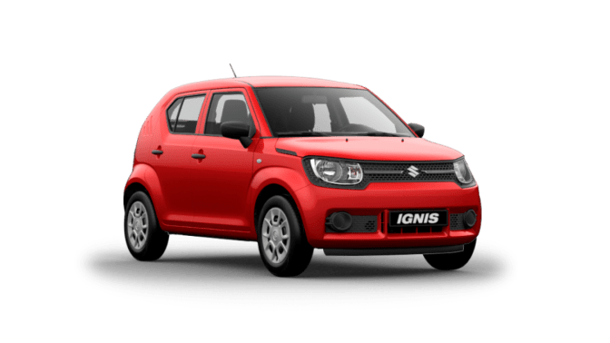 Suzuki Ignis Basic