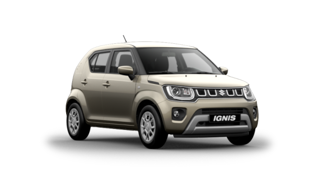 Suzuki Ignis Club