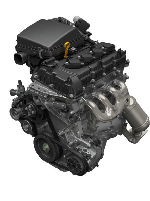 1.5-Liter-Benzinmotor