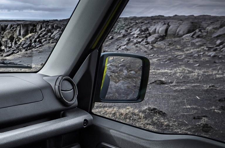 Suzuki Jimny Außenspiegel