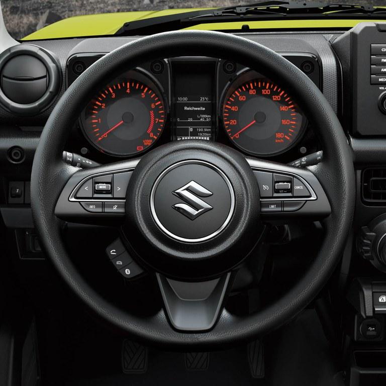 Suzuki Jimny Multifunktionslenkrad