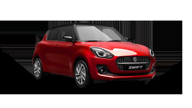 Der Suzuki Swift Comfort+