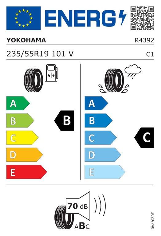 Across 5-Türer - 2.5 PLUG-IN HYBRID - Comfort / Comfort+  Energie Label (Bild)