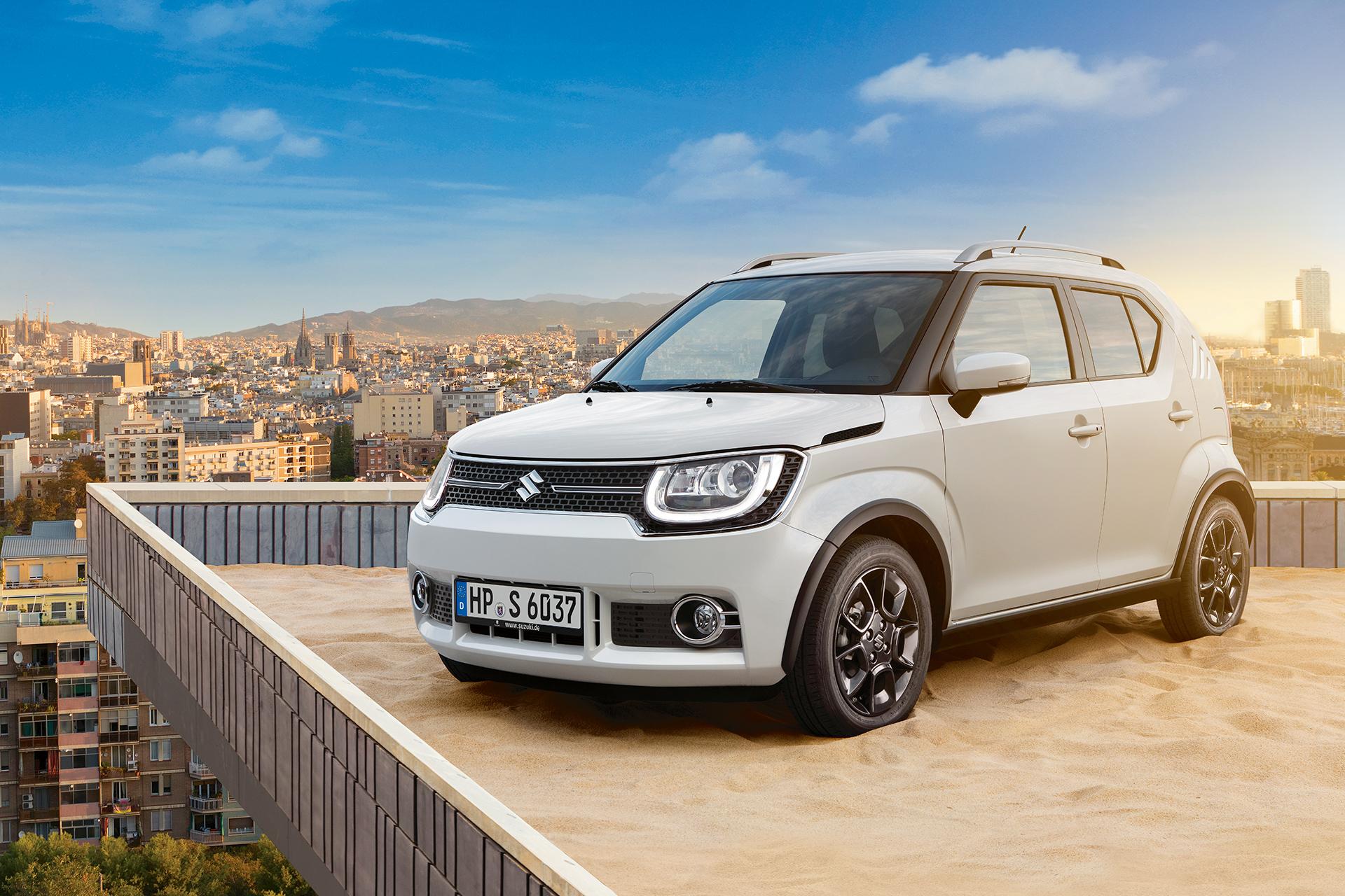 Suzuki Ignis Pressestimmen Automobile
