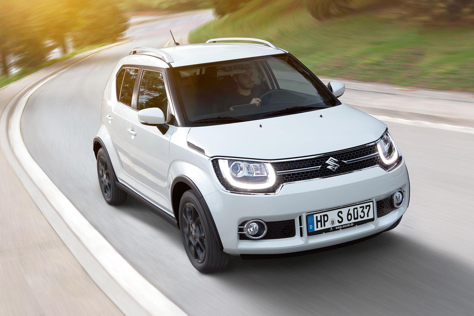 Suzuki Ignis: Dynamisch voraus